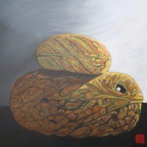 Buy Art Malaysia | JS Mohan | Abstract Painting Kuala Lumpur