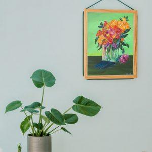 Art Shop Online | Lin Daud | Original Artwork Malaysia Artroom 22